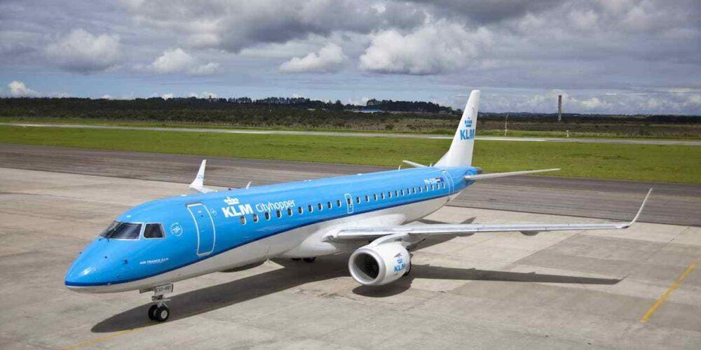 Risarcimento Volo Cancellato KLM CITYHOPPER  Genova/Amsterdam WA 1564 del 14.03.19