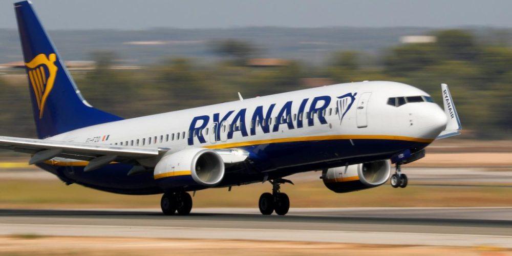 Rimborso Ryanair Palermo Verona 26 marzo 2019