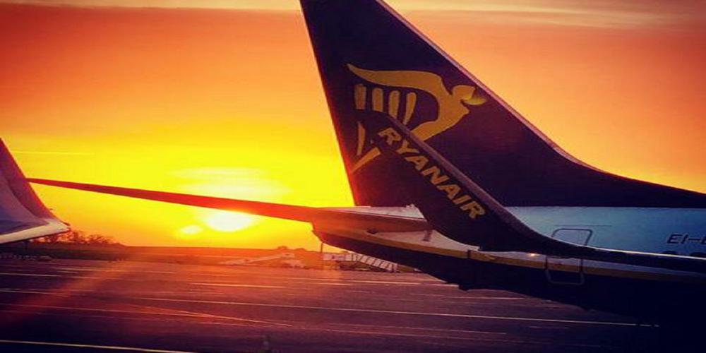 Volo Copenaghen Napoli 9 giugno 2018 – Rimborso Ryanair