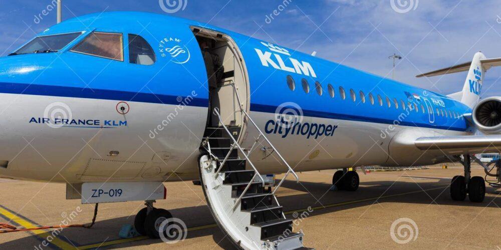Volo in ritardo: KLM CITYHOPPER WA 1642 Firenze/Amsterdam del 23.02.19