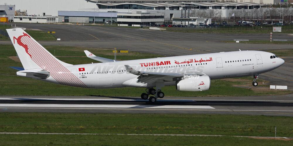 CHIEDI IL RIMBORSO PER IL VOLO CANCELLATO TUNISAIR TU 757 MILANO TUNISI DEL 10.02.19