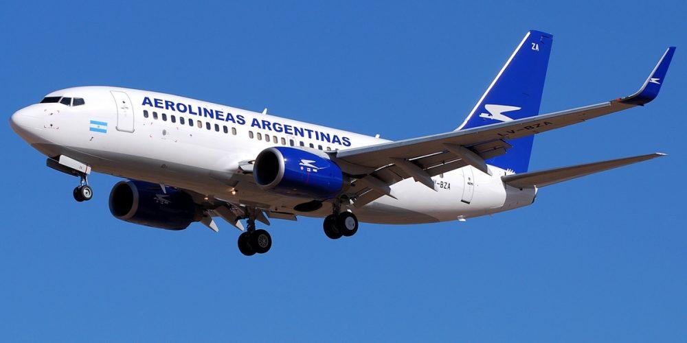 Volo Cancellato Aerolineas Argentinas AR 1141 Roma/Buenos Aires del 22.02.19