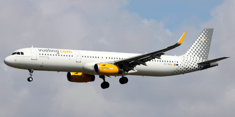 Aeroporto di Catania. Volo CANCELLATO Vueling VY 6137 del 17.02.19