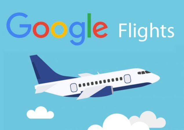 Google Flights - Novità Google 2018.